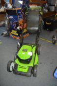 *Greenwork Brushless 48 Lithium Battery Mower