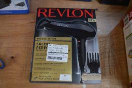 *Revlon Salon Pro Turbo Hair Dryer