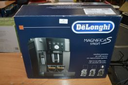 *Delonghi Magnificus Smart Bean-to-Cup Coffee Mach