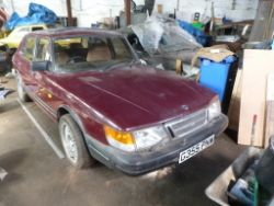 8271 - Classic Car Auction (Followed by a Further Auction of Motoring Memorabilia and Car Parts)