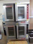 *Bladgett Mark 5 Double Oven on Stand