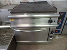 Baron Oven and Hot Plate