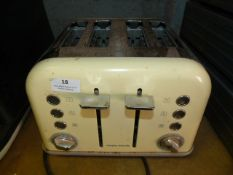 Morphy Richards Four Slice Toaster