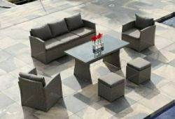 Consignment of Absolute Rattan Garden Furniture