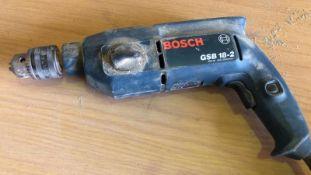 * BOSCH Drill Model GSB 18-2 110V Working Order