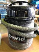 * trend t39af vacuum / extractor 249v working order