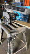 * ELU Radial Arm Saw Model 1251 240v Working Order