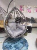 * Garden Swing/Egg Chairs