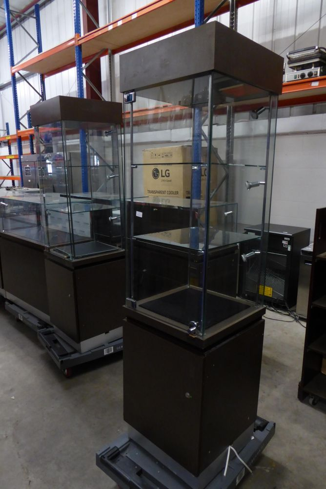 Good quality department store shop rails and fittings, beautician chairs, restaurant furniture and catering equipment