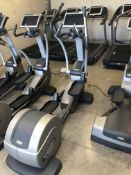 *Technogym 700 Series Synchro Excite Elliptical Cross Trainer with Touchscreen TV