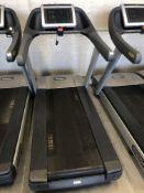 *Technogym 700 Series Run Excite Treadmill with Touchscreen TV
