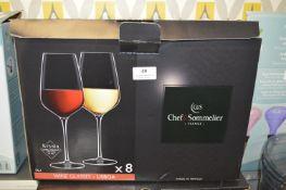 *Chef & Sommelier Large Wine Glasses 8pk