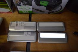 *LED Accent Lights 4pk