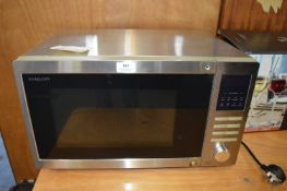 *Sharp Solo Microwave Oven