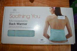 Soothing You Microwavable Back Warmer