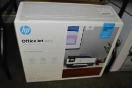 *HP Officejet 8015 Printer