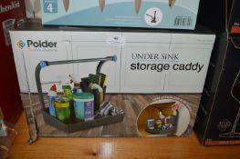 *Polder Under Sink Storage Caddy