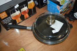 *Berghoff Eurocast Saute Pan with Glass Lid