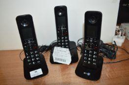 *BT Trio Premium Phone Set