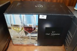 *Chef & Sommelier 7pc Wine Glass Set