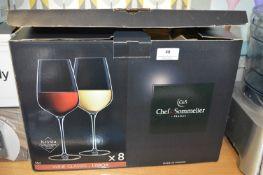 *Chef & Sommelier Large Wine Glasses 7pk