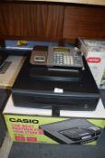 *Casio SE-S100 Electronic Cash Register