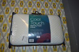 *Snuggledown Cool Touch Memory Foam Pillow