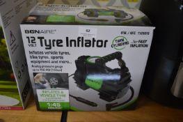 *Bonaire 12v Tyre Inflator