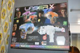 *Laser X Home Laser Tag Blaster Set