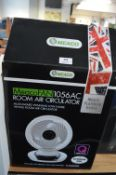 *Meaco 10568AC Room Air Circulator Fan