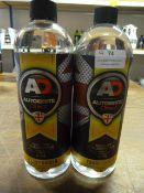 *2x 1L of Autobrite Fabri-Shield Water Repellant