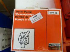 Boxed Motorcraft Water Pump EPW69