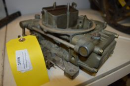 Holley Vacuum Carburetor For Over MGBT V8