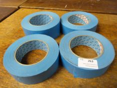 *Four Rolls of 3M Blue Tape