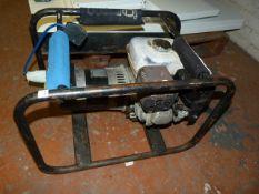 *Elemate Petrol Generator 110v and 240v