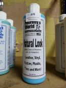 *500ml of Poorboy's World Natural Look Cleaner