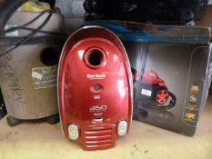 Earlex Wet & Dry Combi Vac plus Asda Bagless Vacuum