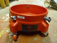*Grit Gard Wheeled Bucket