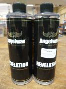 *2x 500ml of Angel Wax Fallout Remover for Wheels and Bodywork