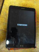 *Samsung Tablet