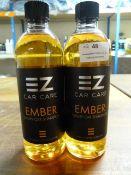 *2x 500ml of EZ Car Care Luxury Car Shampoo