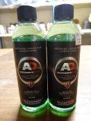 *2x 500ml of Autobrite Alcantara Cleaner