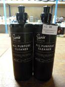 *2x 500ml of Sam's All Purpose Cleaner