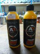 *2x 500ml of Autobrite Direct 64 Glass Gloss Enhancer
