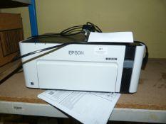 *Epson ETU-M1100 Printer
