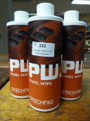 *3x 500ml of Gtechniq Panel Wipe
