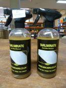 *2x 500ml of ADS Tarliminate Tar & Glue Remover