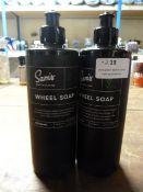 *2x 500ml of Sam's Detailing Wheel Soap