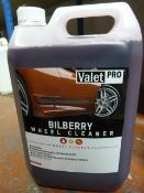 *5L of Valet Pro Bilberry Wheel Cleaner