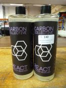 *2x 500ml of Carbon Collective React Fallout Remover